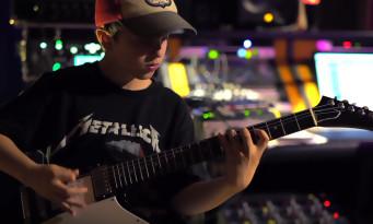 Il a 13 ans et rejoue note par note tous les instruments de METALLICA !