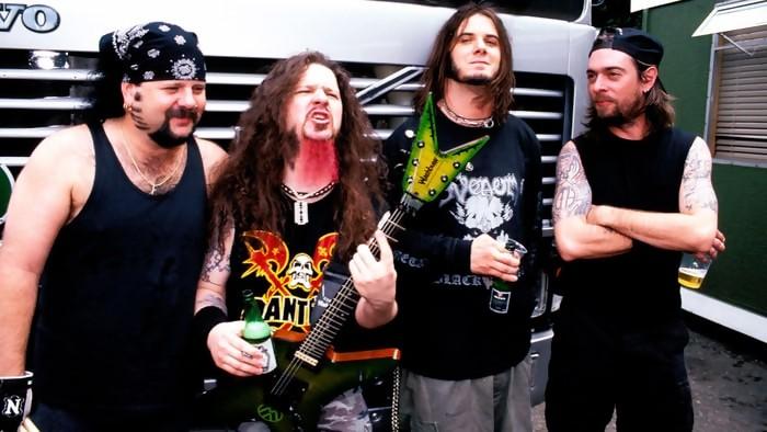 L'ex-batteur du groupe Pantera est décédé