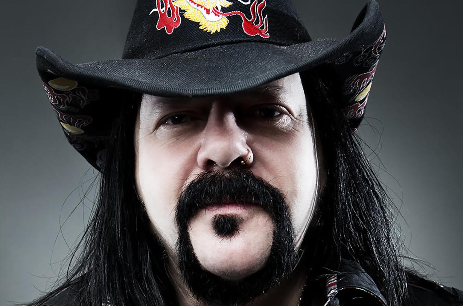 Le batteur Vinnie Paul, membre fondateur du groupe Pantera, est mort