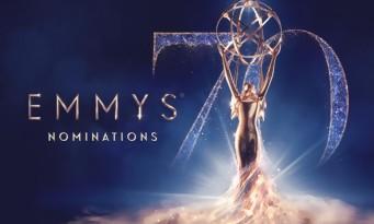Emmy Awards 2018 : quelles seront les séries récompensées cette année ?