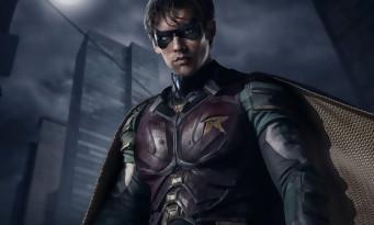 """""""Fuck Batman"""" lance Robin dans la bande-annonce de la série DC Titans"""