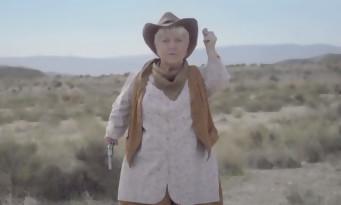 Après Jacques Audiard, Joséphine Ange Gardien s'offre son western. Attention les yeux !!!