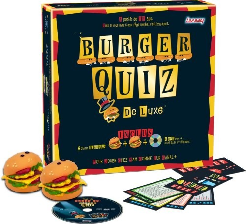 burger quiz le jeu d 39 alain chabat sur tmc. Black Bedroom Furniture Sets. Home Design Ideas