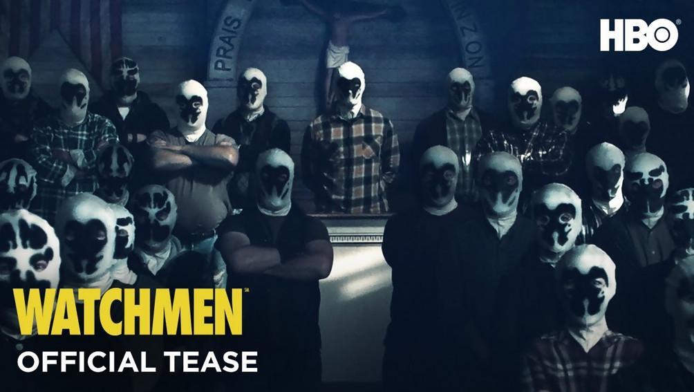 La série Watchmen dévoile un teaser