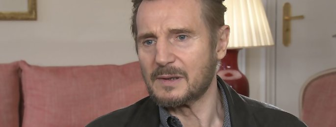 "Liam Neeson : ""Je n'arrête pas les films d'action !"" - interview The Passenger"