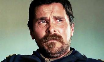 HOSTILES : Christian Bale sort la grosse moustache pour un western brutal
