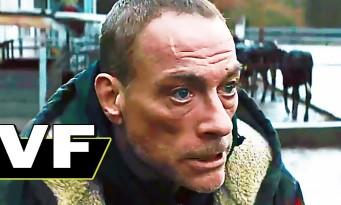 Jean-Claude Van Damme a la rage dans LUKAS (bande-annonce avec Kaaris)