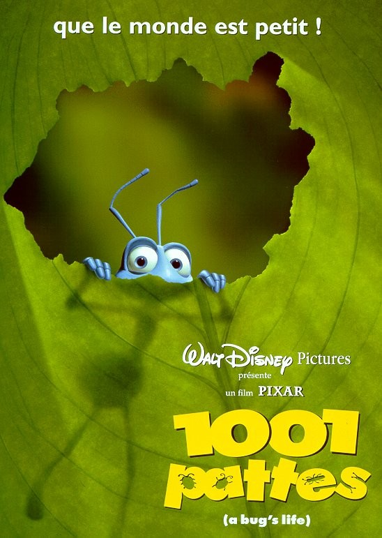 1001 Pattes 1998 FRENCH DVDRip [UL][DF]