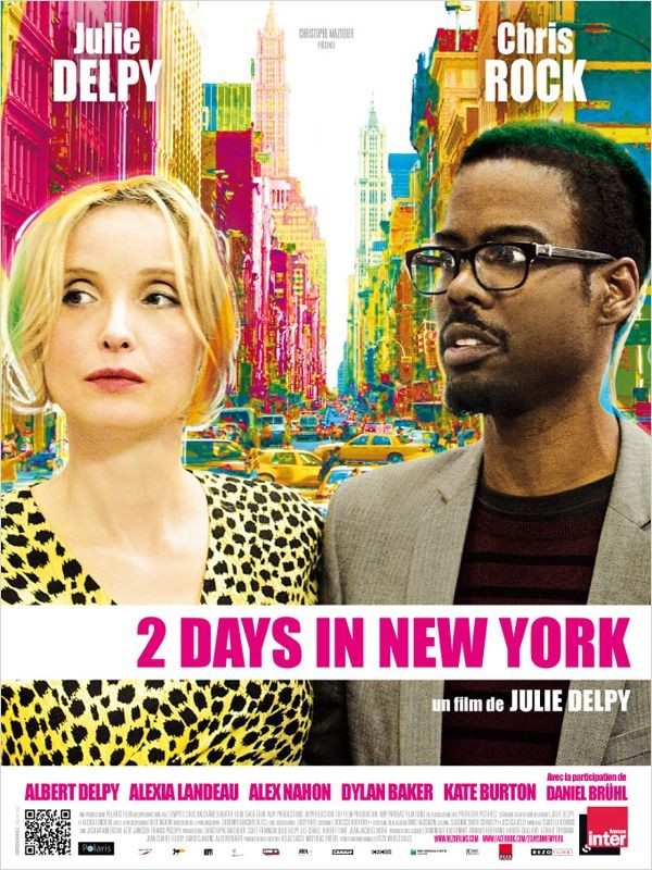 [DF] 2 Days In New York [DVDRiP]