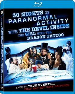 30 Nights of Paranormal Activity with the Devil Inside the Girl with the Dragon Tattoo (2013) [VOSTFR] [DVDRiP 1CD]