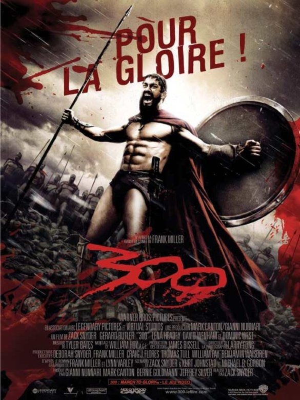 parodie 300 film streaming