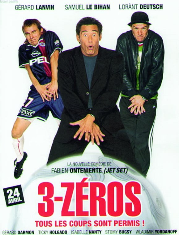 3 Zéros [DVDRiP][FRENCH] [MULTI]