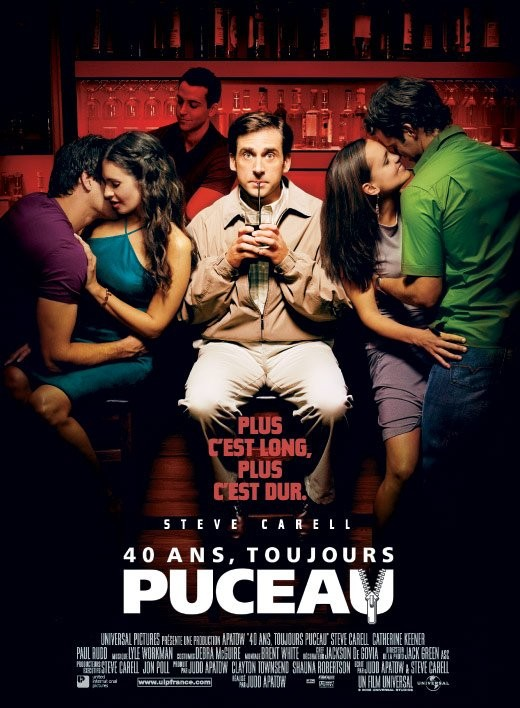 40 ans, toujours puceau   [BDRIP-AC3] [TRUEFRENCH] [MULTI]