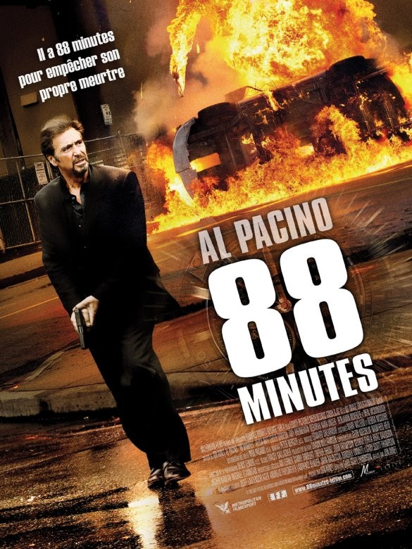 88 Minutes [DVDRiP] [FRENCH] [MULTI]