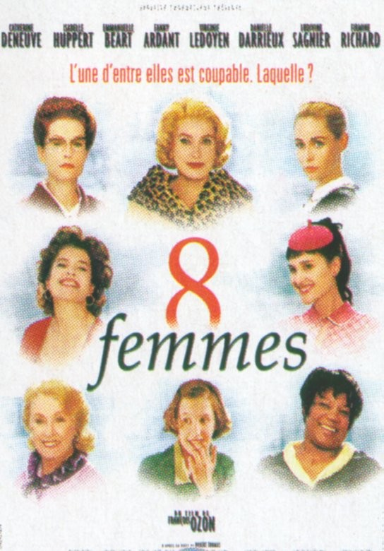 8 Femmes [DVDRiP l FRENCH][DF]