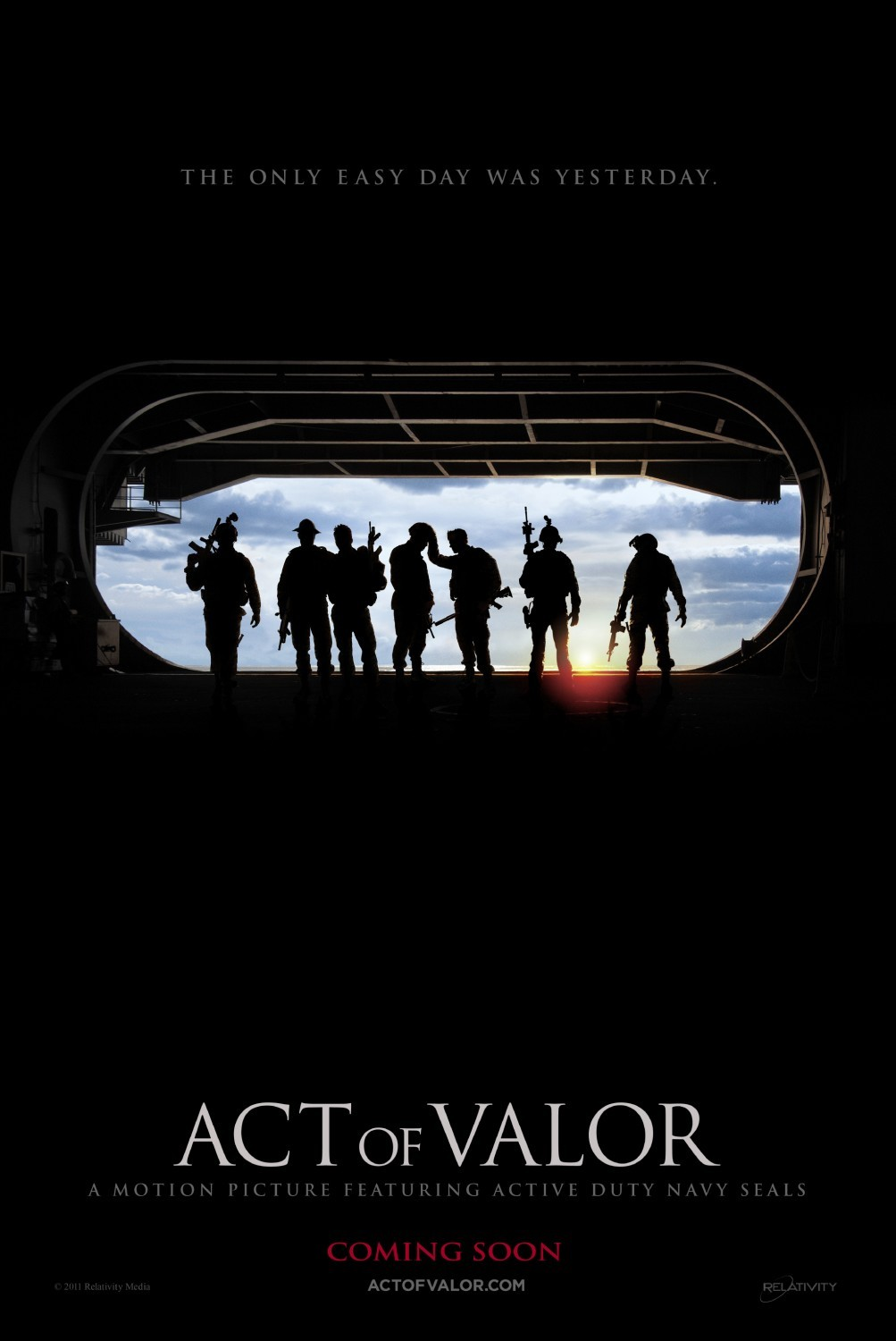 Act Of Valor 2012 FANSUB [VOSTFR] BRRiP [MULTI]