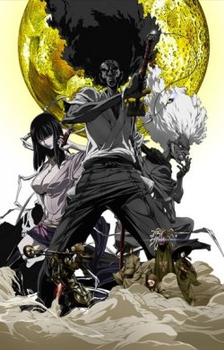 Afro Samurai : Resurrection (TV)