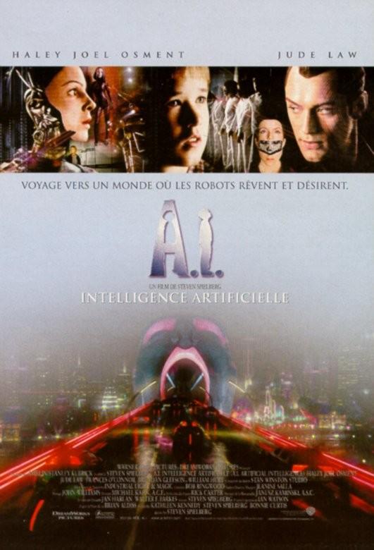 A.I. Intelligence artificielle [AC3] [DVDRiP] [TRUEFRENCH] [MULTI]
