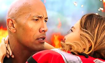 Baywatch : bande-annonce du reboot avec Dwayne Johnson et Zac Efron