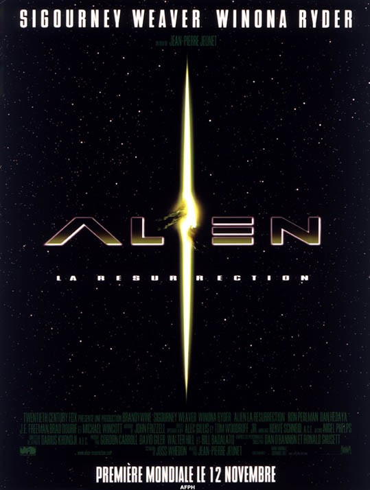 Alien, la resurrection [BRRIP-AC3] [FRENCH] [MULTI]