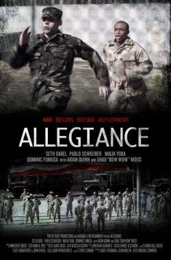 Allegiance (2013) [MULTi] [DVD-R NTSC]