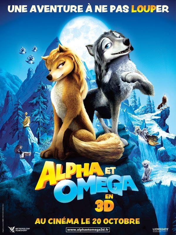 [DF] Alpha et Omega [DVDRiP]