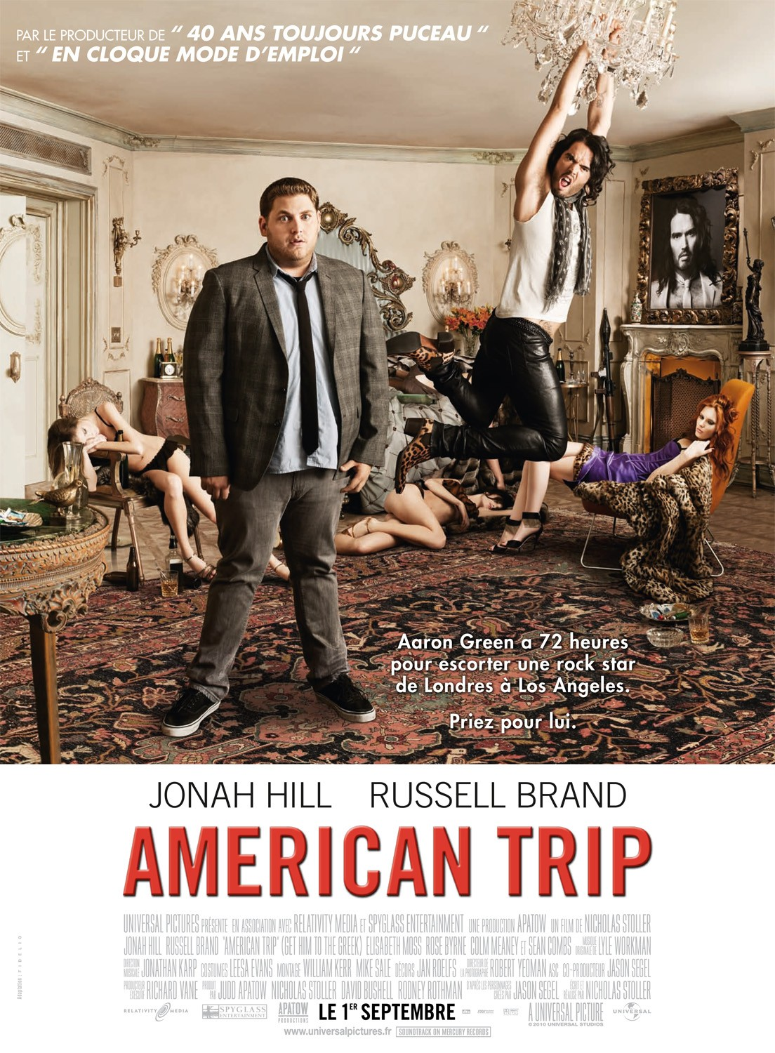 American Trip [DVDRiP] [TRUEFRENCH] [MULTI]