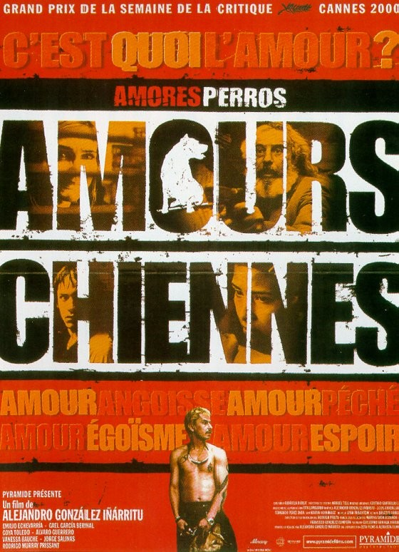[MULTI] Amours chiennes [DVDRiP]
