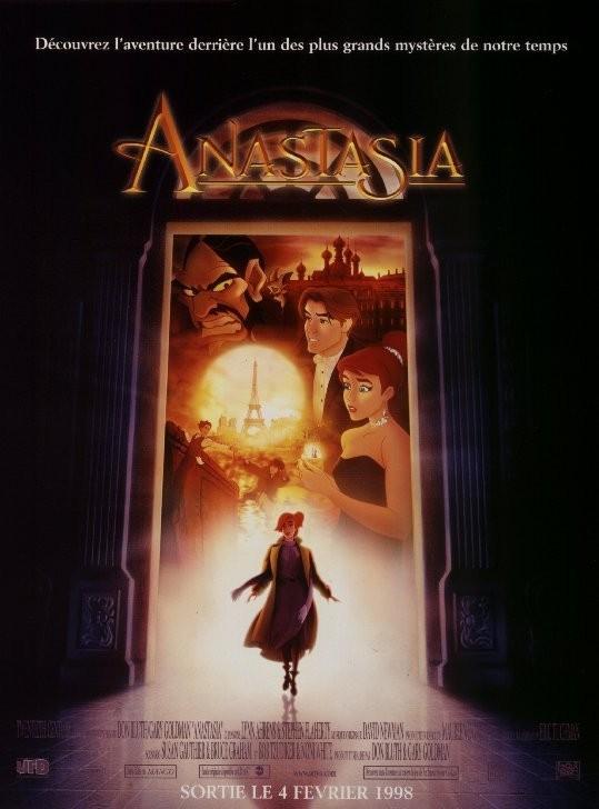 [MULTI] Anastasia [DVDRiP]