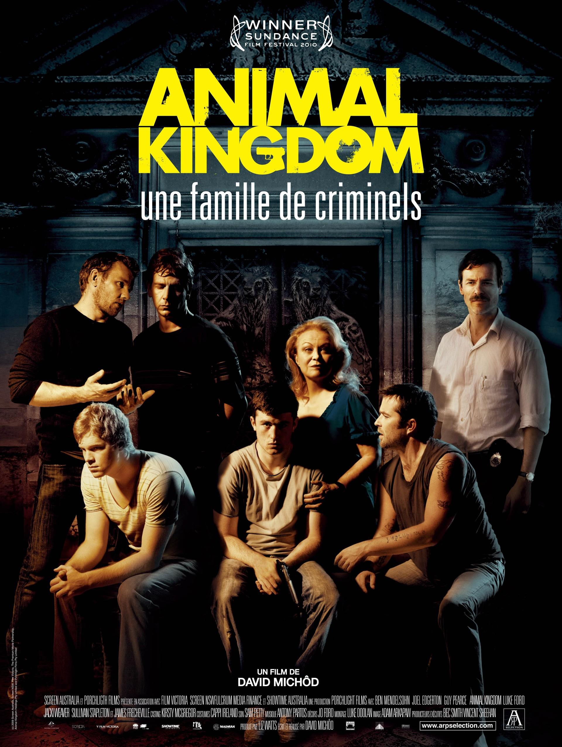 Animal Kingdom Serie