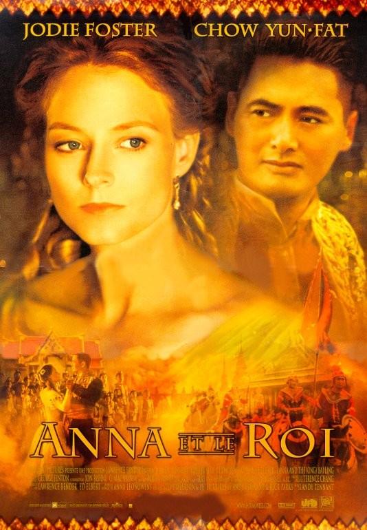 Anna et le roi affiche