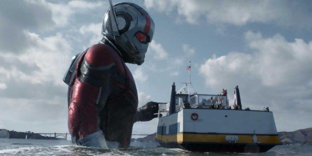 Ant Man 2 : Ant-Man et la Guêpe