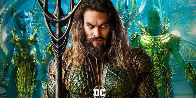 Regarder Aquaman Streaming VF - film'complet (2018)