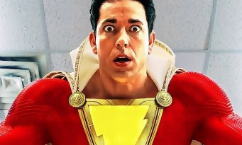 SHAZAM! - comédie et superpouvoirs pour DC et Zachary Levi (bande-annonce)