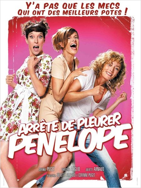 Arrête de pleurer Pénélope (2012) [PAL.MULTI] [DVDR]