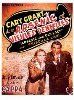 film arsenic et vieilles dentelles
