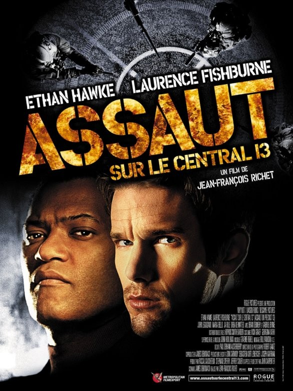 Assaut sur le central 13 [FRENCH DVDR] NTSC