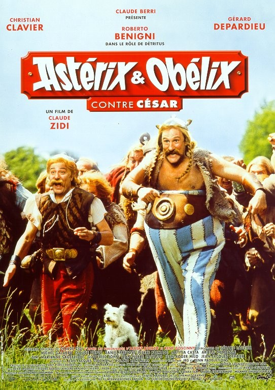 Astérix et Obélix contre César [AC3] [BRRiP] [FRENCH] [MULTI]