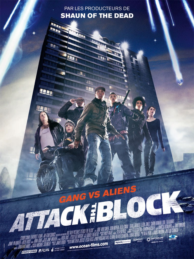[RG] Attack The Block [DVDRiP TRUEFRENCH]