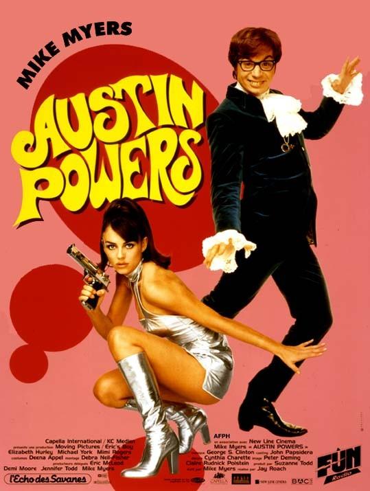 [MULTI] Austin powers [DVDRiP]