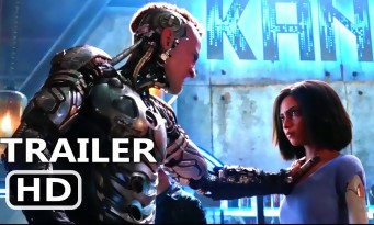 ALITA BATTLE ANGEL : bande-annonce SF de Robert Rodriguez et James Cameron