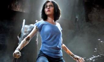 Alita Battle Angel : bande annonce finale pour le pari SF de James Cameron et Robert Rodriguez