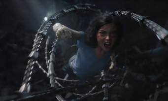 ALITA BATTLE ANGEL : le bébé SF de James Cameron et Robert Rodriguez (trailer)