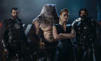 Guardians : les Avengers russes et leur ours-garou (bande-annonce)