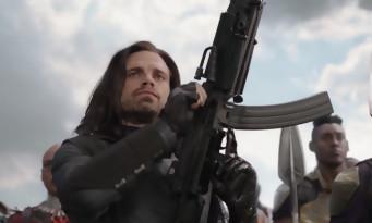 Avengers Infinity War contient la plus grande scène d'action de l'histoire du cinéma !