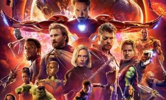 Avengers Infinity War : déjà un record pour le film Marvel
