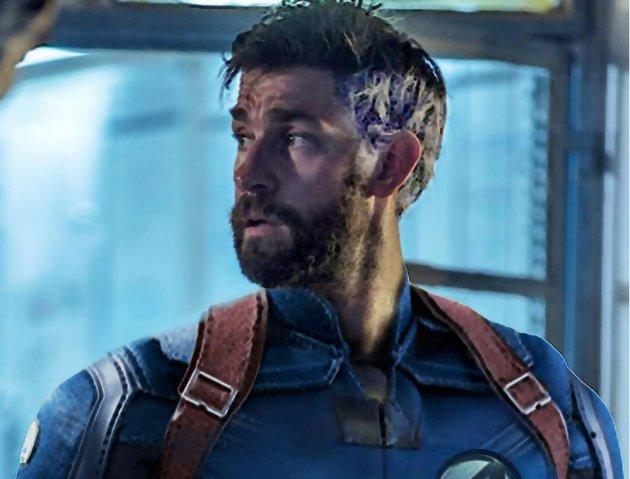 Avengers 3 : Infinity War