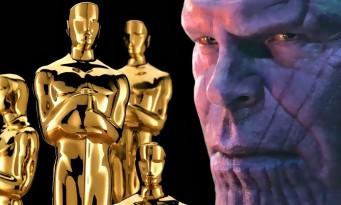 Avengers Infinity War aux Oscars ? Marvel milite pour que le film soit nommé dans 11 catégories