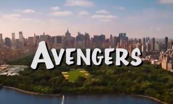 Et si AVENGERS  était une sitcom des années 90 ? (vidéo)