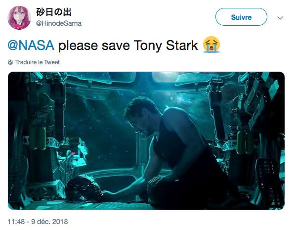 La bande-annonce d'Avengers 4 est enfin là — Avengers Endgame